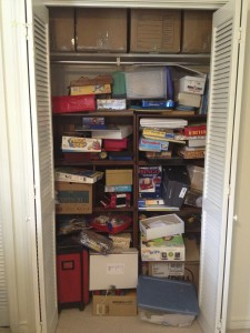 Game Closet (before The Spruce Goose)