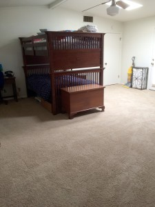 A Bedroom After