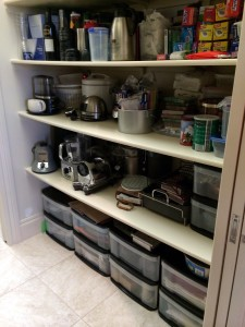 A Pantry After